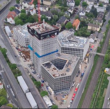 Neuer Kanzlerplatz,  Bonn